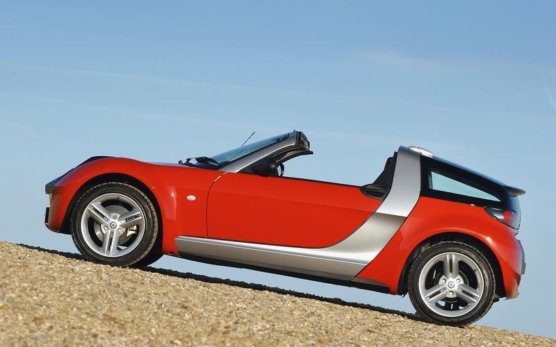 Smart Roadster (2003)