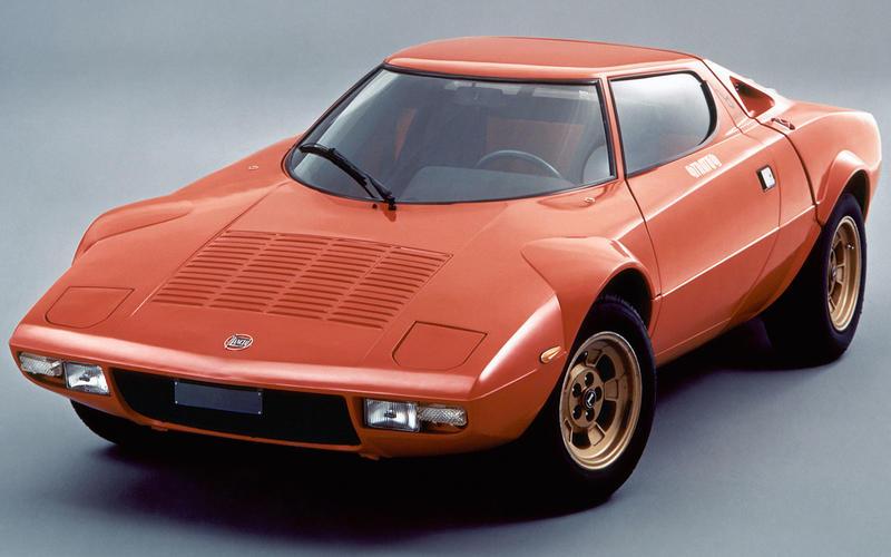 Lancia Stratos (1971)