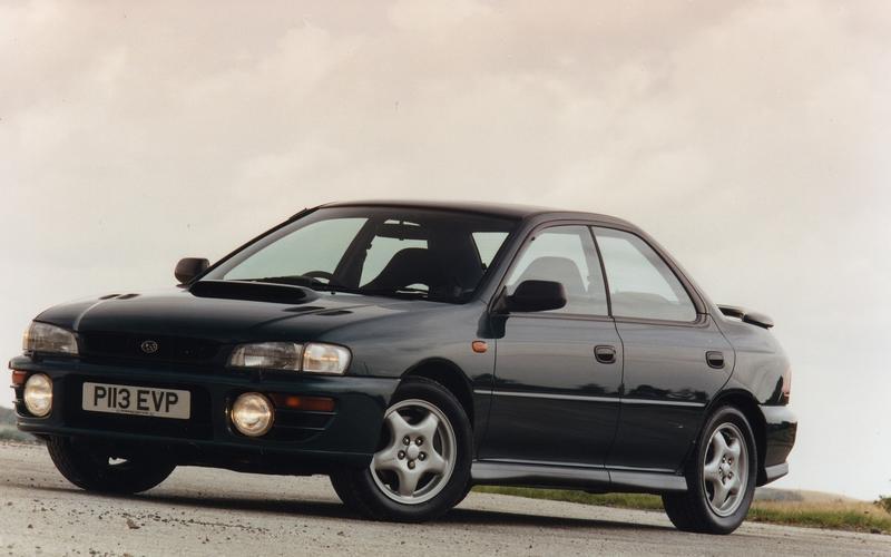 Subaru Impreza Turbo (1992)