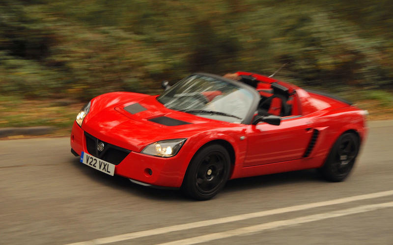 Vauxhall VX220 (from £11,000)