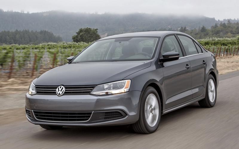 Volkswagen Jetta (sixth generation, 2010)