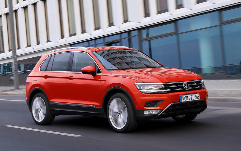 6: Volkswagen Tiguan – 770,084