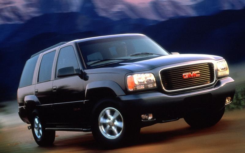 GMC Yukon Denali (1998)