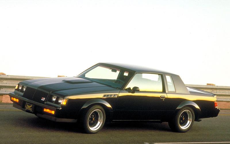 Buick Regal GNX (1987)