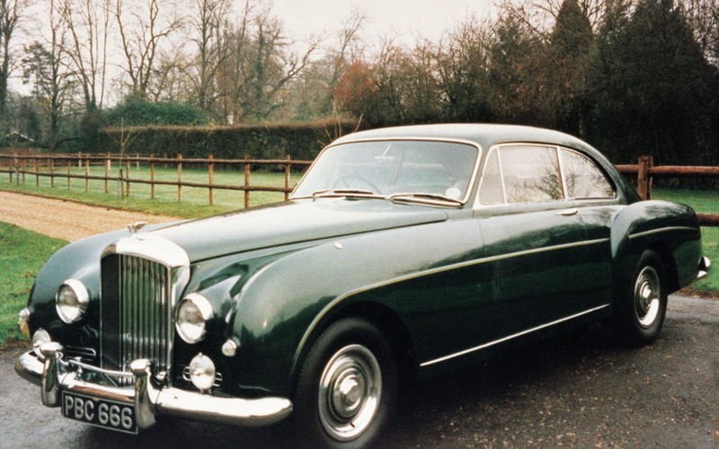 85. 1956 Bentley S-type Continental