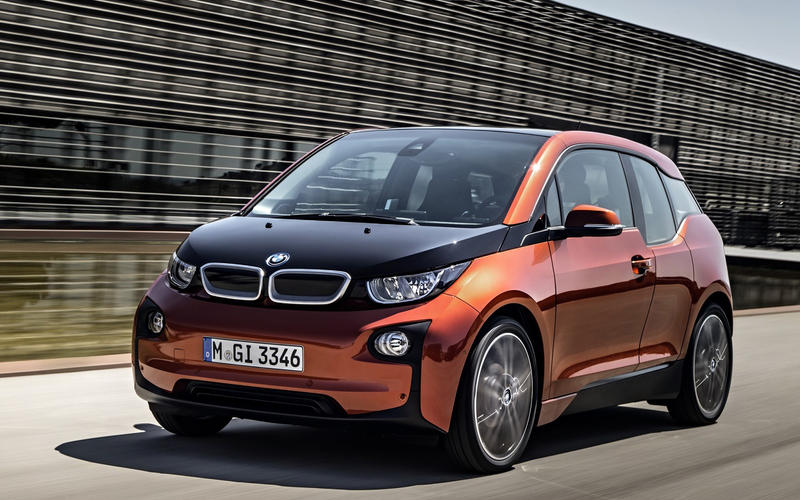 BMW i3 (2013)