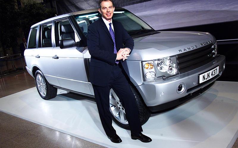 Range Rover Mk3 (2002)