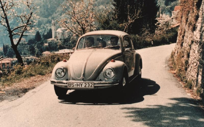 The Beetle gets a new face (1967)