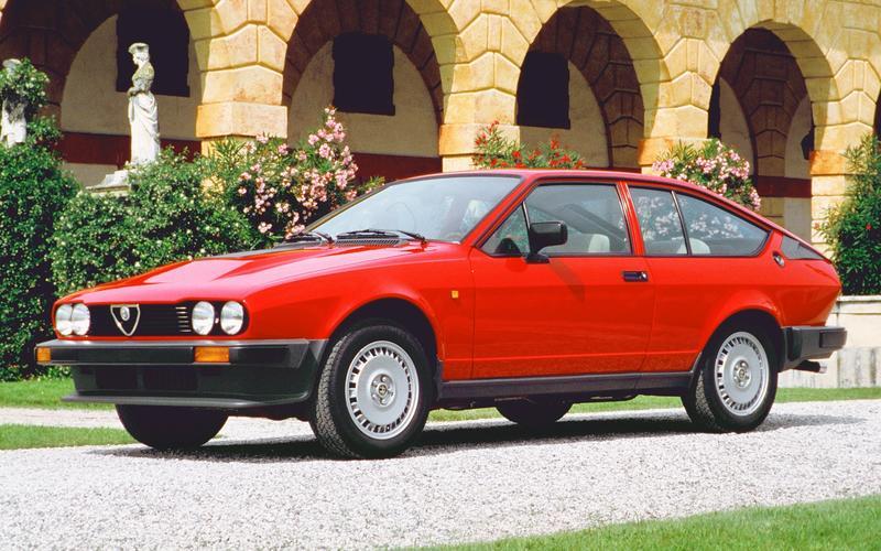 Alfa Romeo GTV6 (1981)