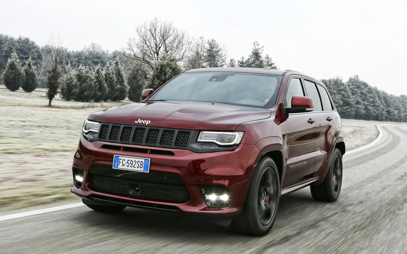 Jeep Grand Cherokee – 2328kg
