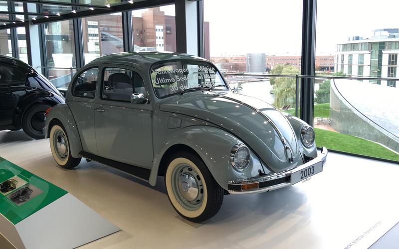 Volkswagen Beetle (2003)
