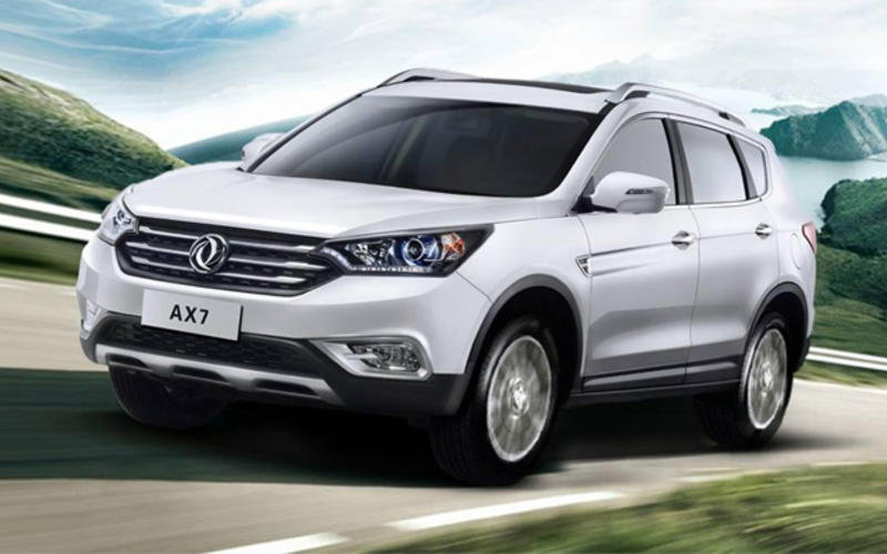 3: Dongfeng Motor Corporation
