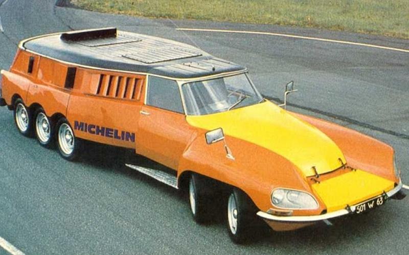 Michelin PLR