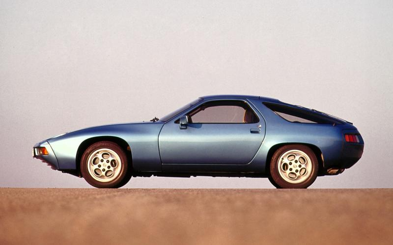Porsche Teledials (1978)