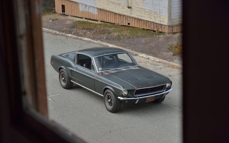 1968 Mustang GT – $3.7 million (2020)
