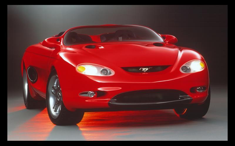 Mustang Mach III concept (1992)