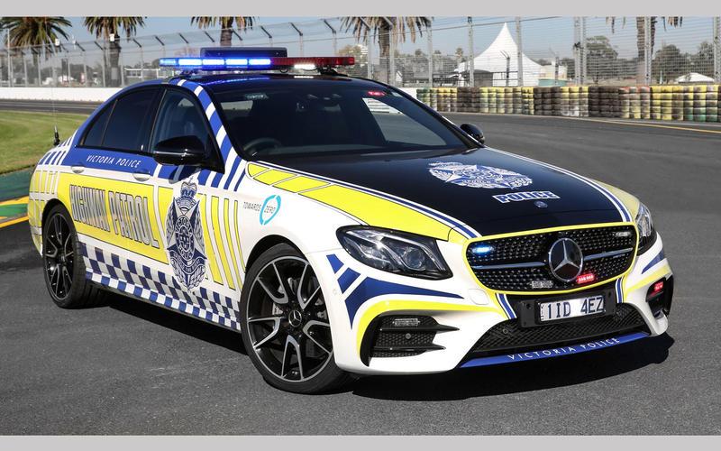 67: Mercedes-Benz E43 AMG (Australia)