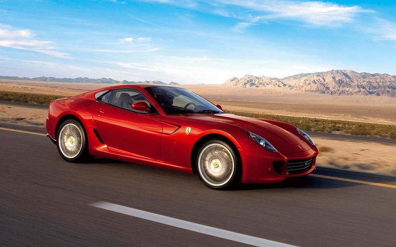 Ferrari 599 GTB (2006)