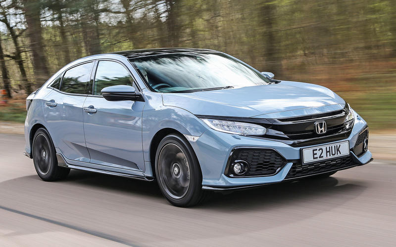 4: Honda Civic – 823,169 sales