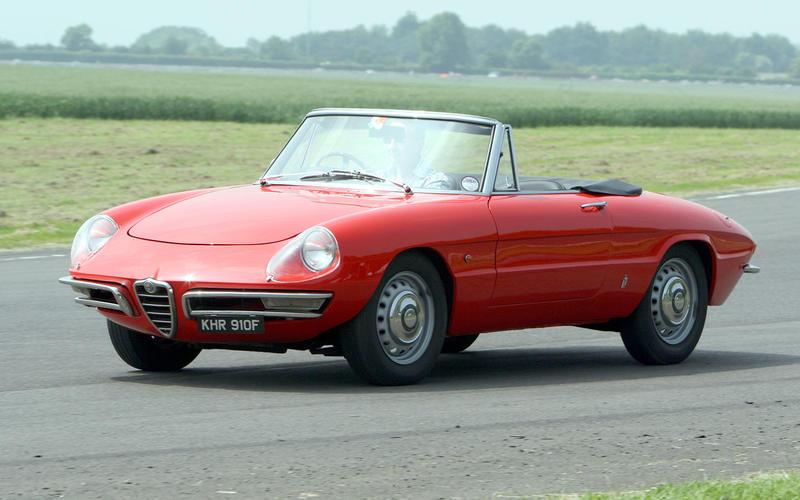 Alfa Romeo Spider: 1966