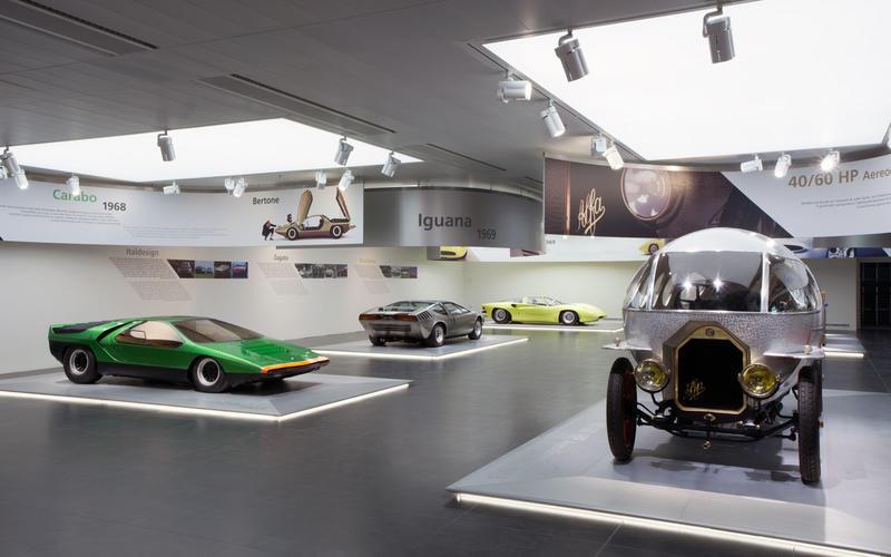 Alfa Romeo Museum – Italy