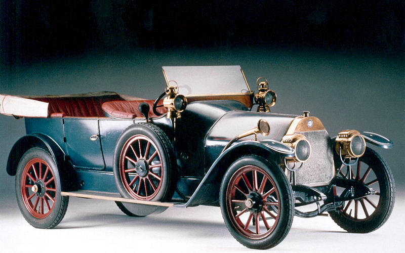 Alfa Romeo: 24 HP (1910)