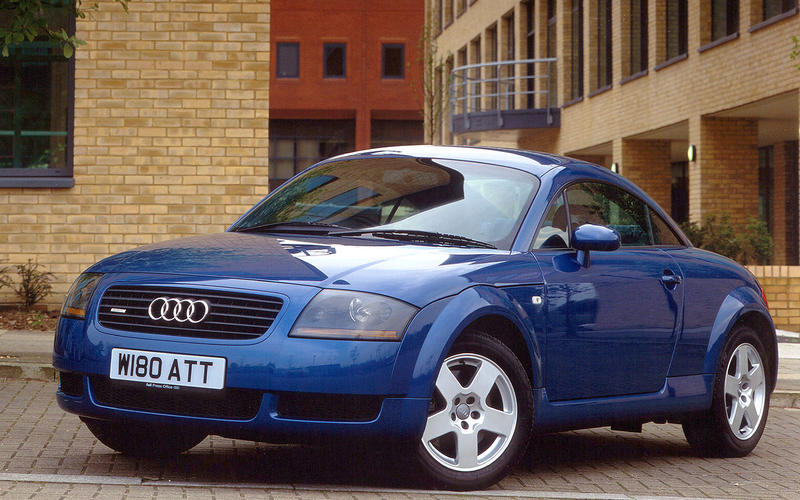 Audi TT – from £2000