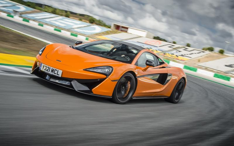 17: The 570S (2015)