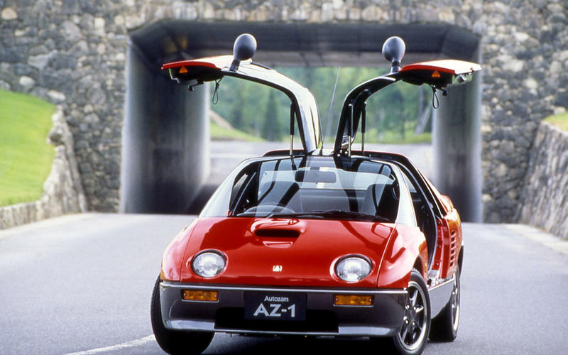 Autozam AZ-1 (1992)