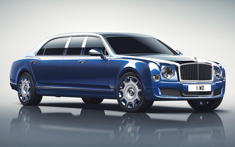 Bentley Mulsanne Grand Limousine (2016)