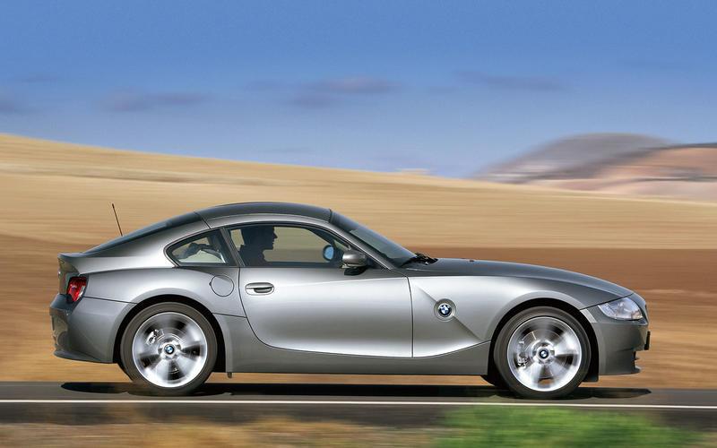 BMW Z4 Coupé (2006-2009)