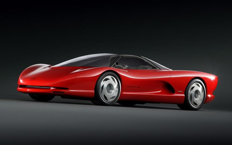 Corvette Indy (1986)