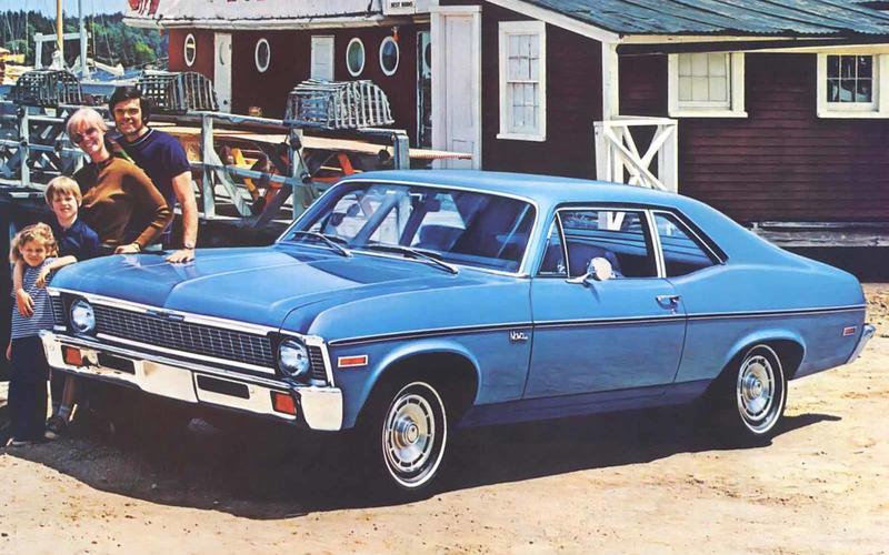 Chevrolet Nova (Beverly Hills Cop, 1984)