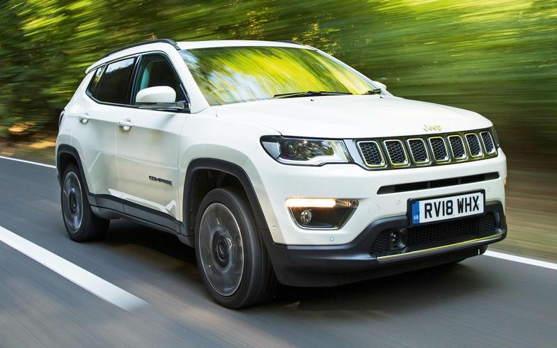 15: Jeep – 6 recalls affecting 3 models