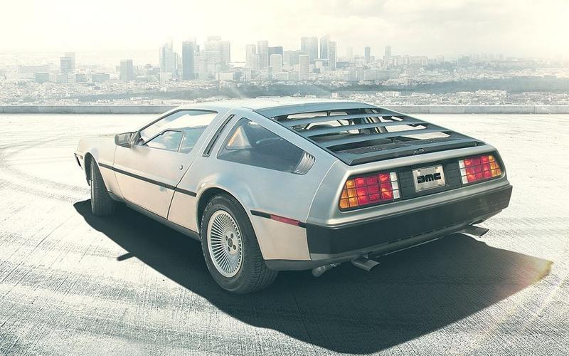 DeLorean reborn