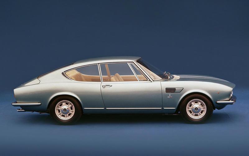 Fiat Dino Coupé (1967)