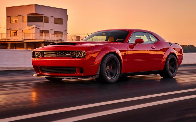 Dodge Challenger SRT Demon (2017)