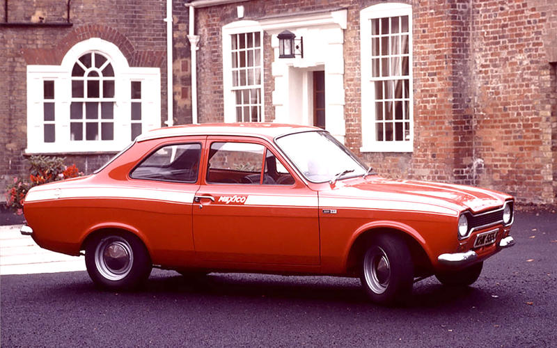 Ford Escort Mexico, RS2000 & RS1600
