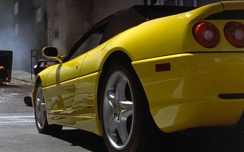 Ferrari F355 Spider (The Rock, 1996)