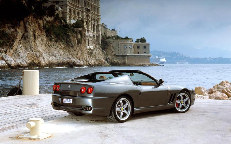 Ferrari 575 Maranello Superamerica (2005)