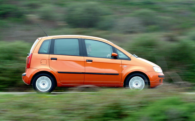 Fiat Idea (2004-07)