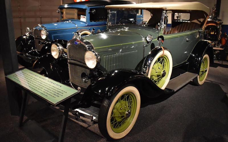 Ford-Model 'A' Phaeton (1930)