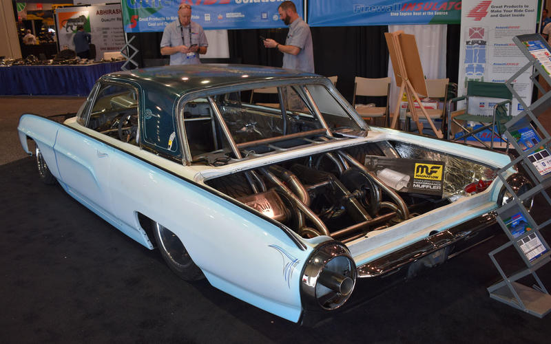 Ford Thunderbird Tiki Bird (1963)