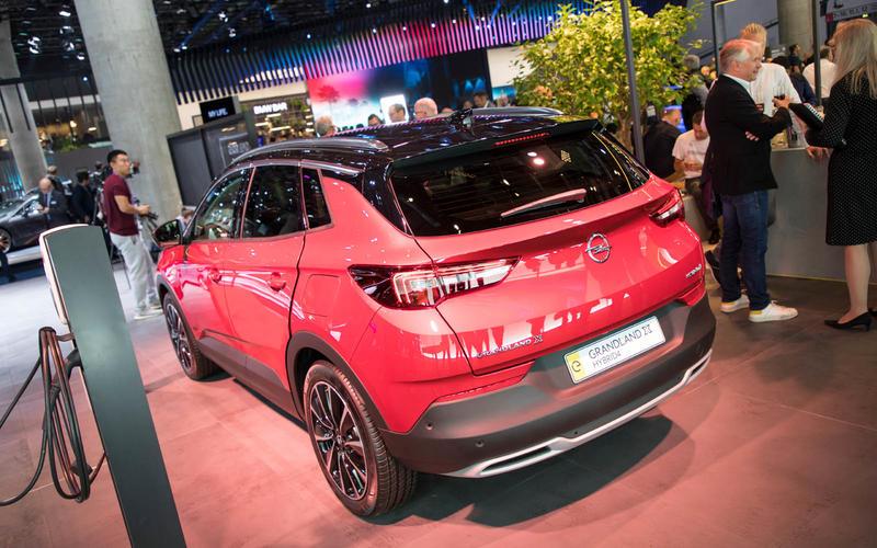 Vauxhall/Opel Grandland X