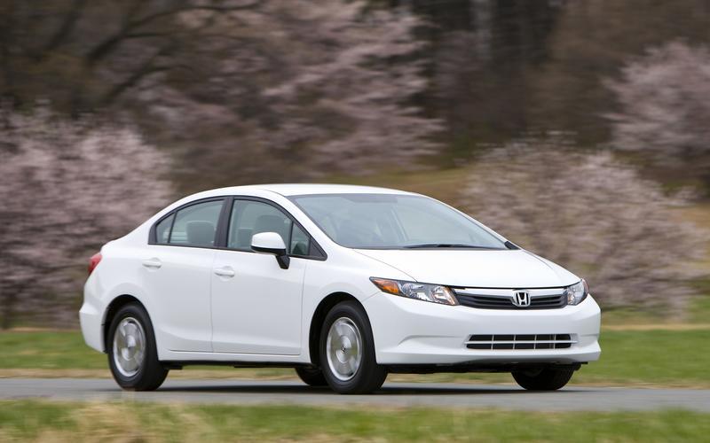 Honda Civic (ninth generation, 2011)