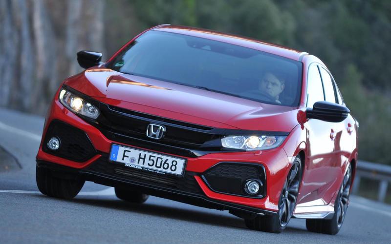 5: Honda Civic – 817,902
