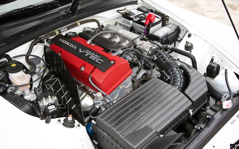 Honda S2000 (1999-2009) - engine