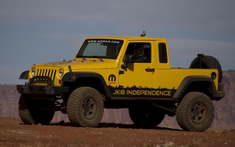 Jeep Wrangler JK-8 (2011)