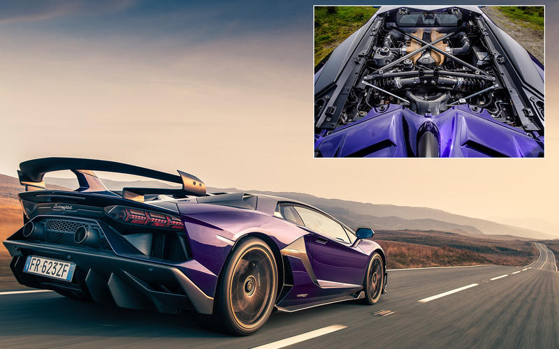 Lamborghini V12 (second generation)