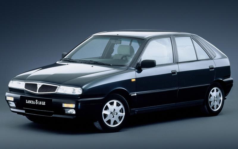 The second-generation Delta (1993)